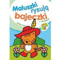 Pozostałe książki, Maluszki rysują bajeczki - Drabik Wiesław - książka