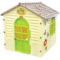 Duży domek dla dzieci do ogrodu
