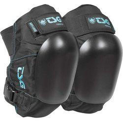 ochraniacze TSG - kneepad force V black (102)