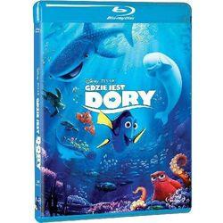 Gdzie jest Dory (Blu-ray) - Andrew Stanton