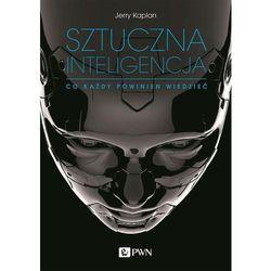 Sztuczna inteligencja. Darmowy odbiór w niemal 100 księgarniach!