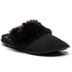 Kapcie CROCS - Classic Luxe Slipper 205394 Black
