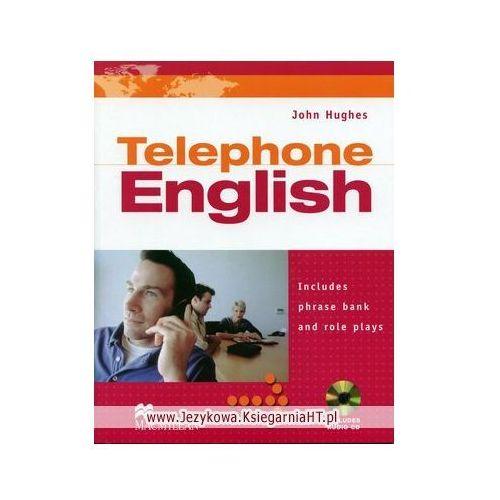 Książki do nauki języka, Telephone English (opr. miękka)