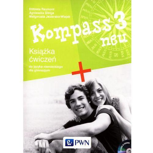 Książki do nauki języka, Kompass neu 3 AB w.2014 PWN (opr. broszurowa)