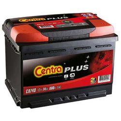 Akumulator Centra Plus P+ 74Ah/680 CB740 !ODBIÓR OSOBISTY KRAKÓW! lub wysyłka