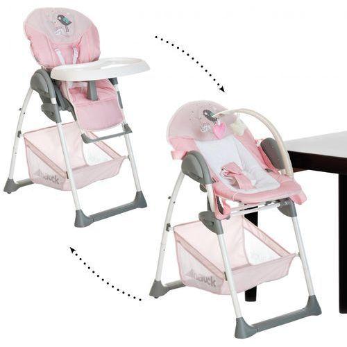 Krzesełka do karmienia, HAUCK Krzesełko do karmienia Sit'n Relax Birdie - BEZPŁATNY ODBIÓR: WROCŁAW!