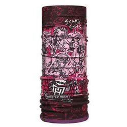 Komin Polar Buff Junior Monster High FANTASTIC - FANTASIC \ Czarny ||Różu Polar Buff Junior (-50%)