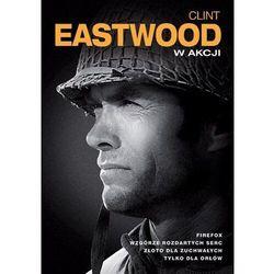 Clint Eastwood: Akcja (4xDVD) - Różni reżyserzy