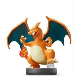 Nintendo Amiibo Smash - No. 33 Charizard - Akcesoria do konsoli do gier - Nintendo Switch