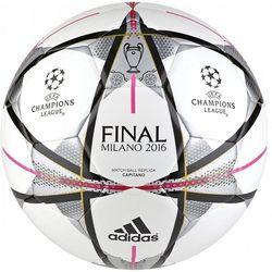 Piłka nożna ADIDAS Finale Milano 2016 AC5487 (rozmiar 5)