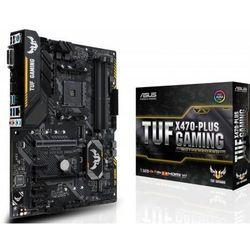 Asus Płyta główna TUF X470-PLUS GAMING AM 4 4DDR4 HDMI/DVI ATX