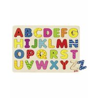 Puzzle, Puzzle Alfabet