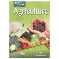 Książki do nauki języka, Agriculture Career Paths - OSullivan Neil, Libbin James D. (opr. miękka)
