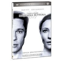 Filmy fantasy i s-f, Ciekawy przypadek Benjamina Buttona (Premium Collection) The Curious Case of Benjamin Button