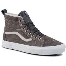 Sneakersy VANS - SK8-Hi Mte VN0A33TXUQB1M Mte Pewter/A Sphalt