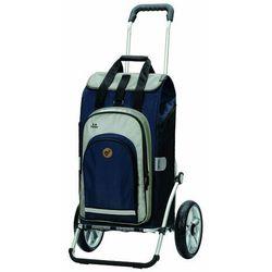 Andersen Shopper Royal Shopper Hydro 2.0 Wózek na zakupy 67 cm blau ZAPISZ SIĘ DO NASZEGO NEWSLETTERA, A OTRZYMASZ VOUCHER Z 15% ZNIŻKĄ