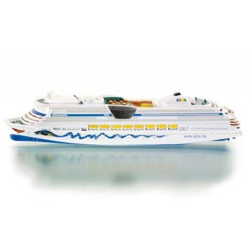 Łodzie i statki dla dzieci, Siku, model Statek wycieczkowy