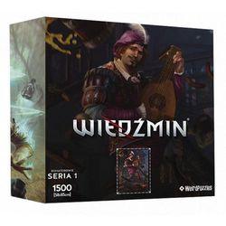 Puzzle CDP.PL Bohaterowie Wiedźmina - Jaskier (seria 1)