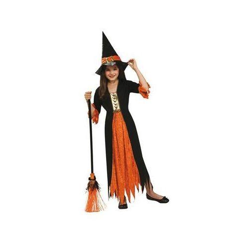 Kostiumy dla dzieci, Kostium Gotycka czarownica dla dziewczynki - Roz. L