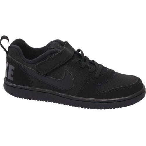 Pozostałe obuwie dziecięce, buty dziecięce Nike Court Borough Low