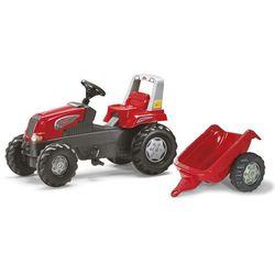 Rolly Toys Traktor na pedały Rolly Junior z przyczepą - BEZPŁATNY ODBIÓR: WROCŁAW!