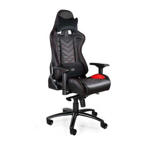 Fotele dla graczy, Fotel gamingowy Unique DYNAMIQ V3 z podpórką lędźwiową i szyjną - kolory - ZŁAP RABAT: KOD100