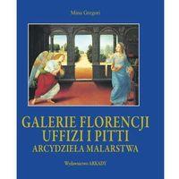 Albumy, Galerie Florencji Uffizi i Pitti etui (opr. twarda)