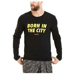 koszulka BENCH - Graphic L/S Black Beauty (BK11179) rozmiar: M