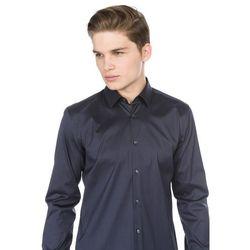 Hugo Boss Isko Shirt Niebieski 40 Przy zakupie powyżej 150 zł darmowa dostawa.
