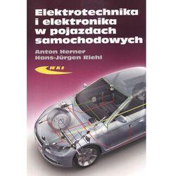 Elektrotechnika i elektronika w pojazdach samochodowych (opr. miękka)