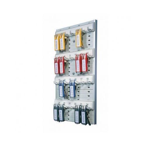 Tablice i flipcharty, KEY BOARD 24, tablica na 24 klucze, Durable