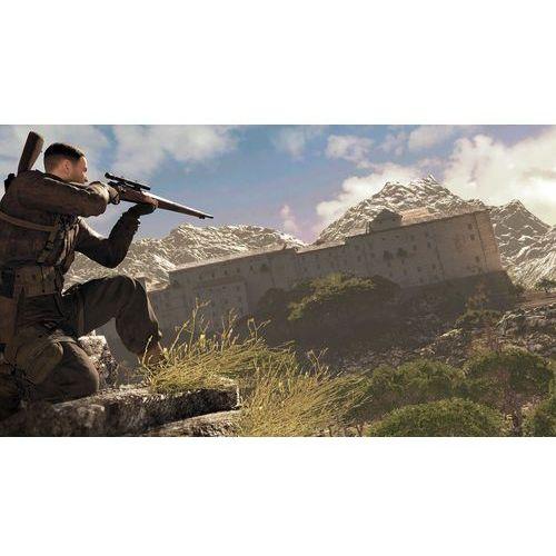 Gry na PS4, Sniper Elite 4 (PS4)