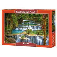 Puzzle, Puzzle 1000 The Cascade - Castor OD 24,99zł DARMOWA DOSTAWA KIOSK RUCHU