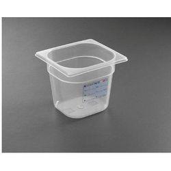 Pojemnik GN 1/6 HACCP | wys. 65 - 200mm