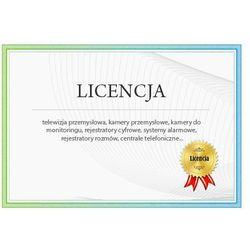 Centrala telefoniczna PROXIMA Licencja na 2 porty wewnętrzne VoIP audio i wideo