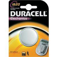 Baterie, bateria litowa mini Duracell CR1620, DL1620, ECR1620