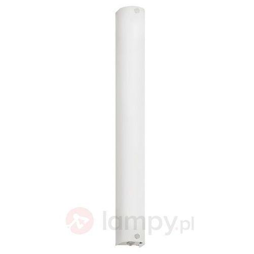 Lampy ścienne, Kinkiet łazienkowy lampa ścienna Eglo Zola 3x40W E14 biały 83405