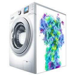 Mata magnetyczna na pralkę - Kolorowa farba 3773