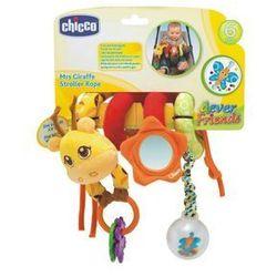 Chicco Zabawka - zawieszka do wózka Żyrafa 0m+