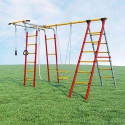 Plac zabaw dla dziecka do ogrodu Piramida