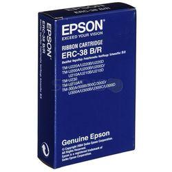 Epson ERC-38/black-red C43S015376 Darmowy odbiór w 21 miastach!