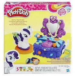 Play Doh Ciastolina Toaletka Rarity B3400