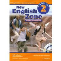 Pozostałe książki, English Zone New 2 SB with Exam Practice PK OXFORD (opr. broszurowa)