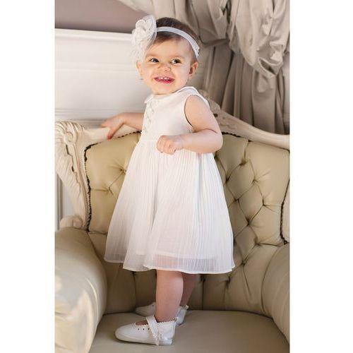 Sukieneczki niemowlęce, Sukienka niemowlęca 5K32A5 Oferta ważna tylko do 2022-10-10