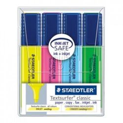 Zakreślacz Textsurfer classic Staedtler żółty - STAEDTLER