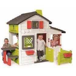 DOMEK FRIENDS HOUSE SMOBY 310209- wysyłamy do 18:30