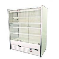 Szafy i witryny chłodnicze, Regał chłodniczy MAWI RCH0.7 DORTMUND 158cm