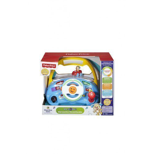 Pozostałe zabawki, Kierownica Fisher Price 5O31FP Oferta ważna tylko do 2019-05-16