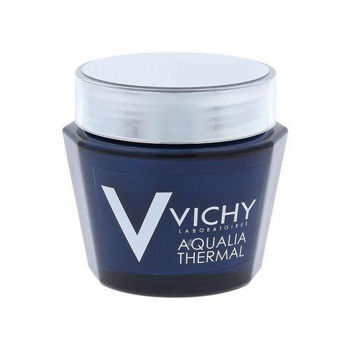 Kremy na noc, Vichy Aqualia Thermal Spa krem intensywnie nawilżający na noc przeciw oznakom zmęczenia (Soin de Nuit Effet Spa) 75 ml