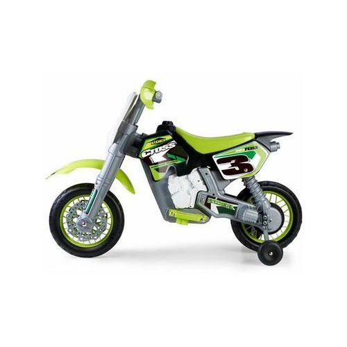Akumulatory do motocykli, Feber Motor Na Akumulator 6V Rider Cross+ BRAMKA OGRODOWA GRATIS!
